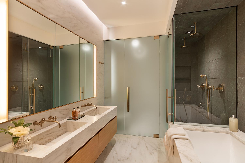 Puertas de baño 3